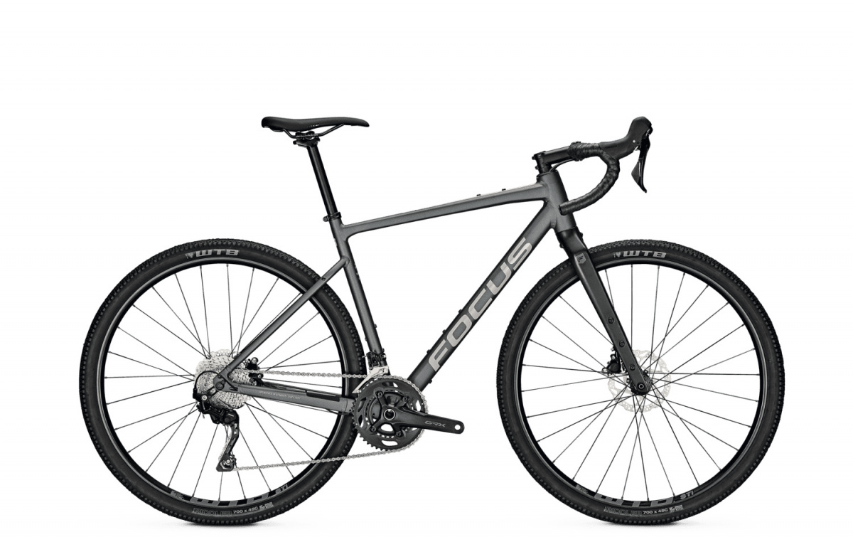 Rower Focus ATLAS 6.7 L Slate Grey 57cm