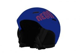 KASK NEON COSMO BLUE ROYAL/RED