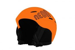 KASK NEON COSMO ORANGE/BLACK