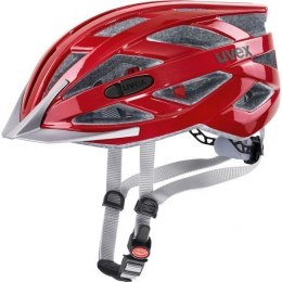 KASK ROWEROWY UVEX I-VO 3D RIOT RED