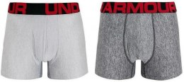 BOKSERKI MĘSKIE UNDER ARMOUR TECH BOXERJOCK 3IN 2PACK 1363618-011