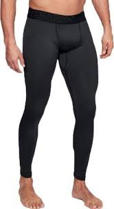 LEGGINSY MĘSKIE UNDER ARMOUR COLDGEAR LEGGING XL